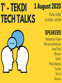 featured image thumbnail for post Tekdi Tech Talks - The First Edition