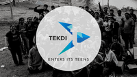 featured image thumbnail for post Tekdi enters its teens